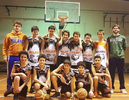 Tigers U14 2015-2016