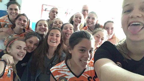 San Gabriele Milano Under16 Elite F: le tigri  compiono l'impresa e volano agli spareggi interzonali, il 7 maggio sfidano Muggia per andare all'interzona