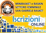Iscrizione Online - San Gabriele-Iscr