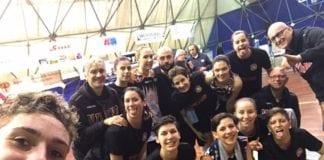 Grande carattere delle #sangababypower Splendida Vittoria in casa della Virtus Cagliari che ha giocato…