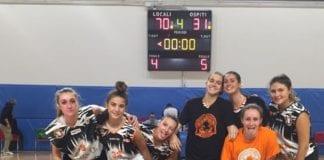 Buona la prima! Le U20 vincono con le amiche di Pro Patria 70-31
