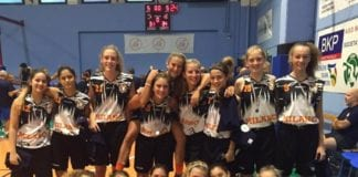 Brave le Tigrotte del Sanga U16 che si aggiudicano il Torneo di Pioltello regolando…