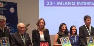 Super Complimenti a Silvia Gottardi e al suo gruppo staff di lavoro!!! Ha vinto…