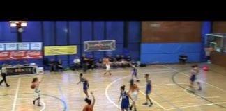 Il video della partita di domenica tra Il Ponte Casa d'Aste e Infa FeBa…