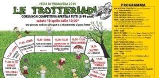 Sabato 18 aprile al Parco Trotter si svolgeranno le Trotteriadi, una corsa podistica non…