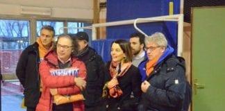 con Chiara Bisconti , Franz Pinotti, Ivano Guidi, Giovanni Matteoni,Paolo Salvetti, Mariangelo Maiozzi, Beatrice…