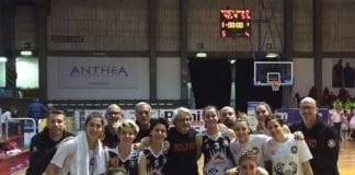 Altra sfida di Quaresima. Serve la massima intensità, sabato, delle Sanga Girls a Castelnuovo