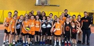 Torneo dell'Avvenire Basket Femminile MilanoPink BasketMilano Basket Stars Famila Basket Schio Reyer Venezia Lega…