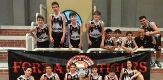 Sanga's Tigers in trasferta in Liguria. Basket e Minibasket. Due primi posti e due…