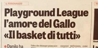 Adidas Milano Playground League il Sanga Milano ha già iscritto 10 squadre femminili, e…