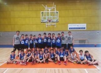 Primo giorno di Shot Camp in Valchiavenna Turismo con ASD Tigers Basket Milano e…