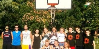 Prove di Contest Nike al Playground in via Giacometti