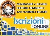 Iscrizione Online - San Gabriele-Logo