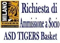 Iscrizione Online - Tigers-Iscr