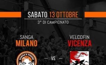 Carichi per domani? Secondo appuntamento casalingo per le Orange che sfideranno Vicenza alle 18!…