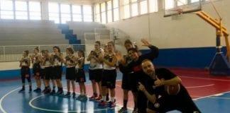 U14 Torneo pre-season a Fidenza per le nostre u14 in vista dell'inzio campionato del…