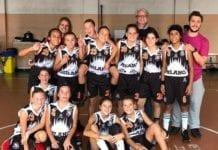 U13 Femminile Prima di campionato per le nostre tigrotte, che partono poco convinte e…