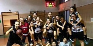 U14 Femminile Partono col botto le nostre u14 superando i 100 punti contro le…
