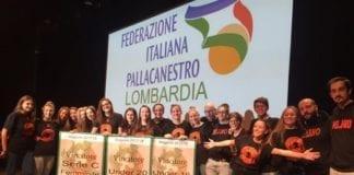Gran Galà Fip Lombardia Sanga Milano Tre titoli vinti