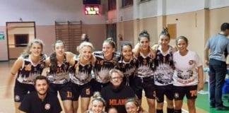 Sanga Milano U20-Varese=48-43 Partita brutta in cui vincono le difese e le triple milanesi…