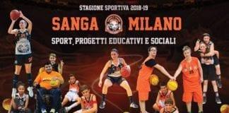 SANGA Milano updated their cover photo