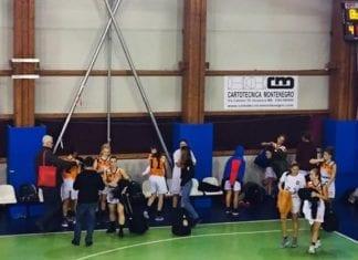 U18 elite Partita quasi perfetta per le nostre ragazze che ieri sera a Giussano…
