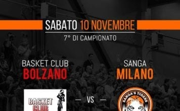 le ragazze del Sanga sono pronte per la sfida di domani a Bolzano! Alle…