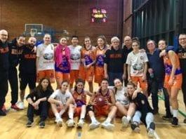 Fuga per la Vittoria 🤜🤛 Sanga Milano batte San Martino di Lupari 59-50 la…