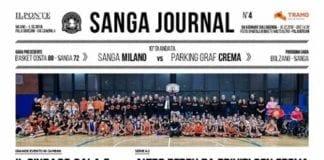 Sanga Journal numero 4, da collezione ️