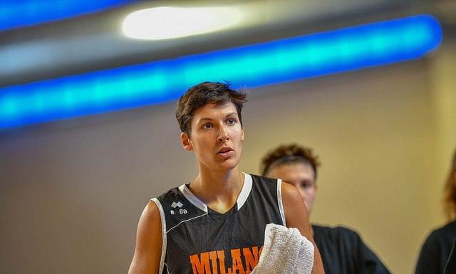 SANGA Milano shared SiAmo Donne – www.basketinside.com's post