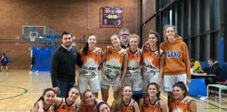 U18 Elite Vittoria per le nostre ragazze nella partita giocata stasera al PalaGiordani!! Brave…