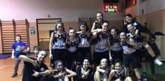 U14 Elite femminile Vincono le nostre ragazze una partita non facile! Onore alle avversarie…