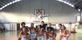 U13 Sanga-HYC Bianco 67-22 Grandissima partita delle u13 che battono le giovani pavesi giocando…