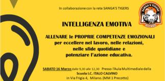 WORKSHOP per Allenare le proprie Competenze Emotive