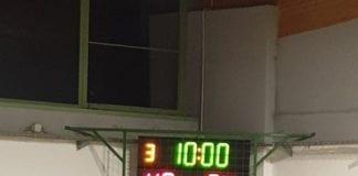IL PONTE CASA D'ASTE avanti 40-24 all'intervallo contro Varese! Ottimo lavoro ragazze!