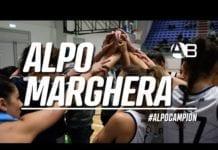 Il secondo tempo, più il supplementare, vinto da Alpo su Giants Basket Maghera