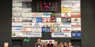 U18 Netta vittoria per le giovani orange nella trasferta U18 di Pordenone col punteggio…