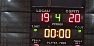 Si è svolta la prima partita di Andata Finale Esordienti Competitivo (2007/2008) e il…