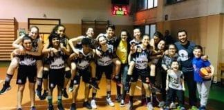 U13 Sanga-Pisogne 74-56 Le nostre giovani biancoarancio battono le giovanissime bresciane di Pisogne con…
