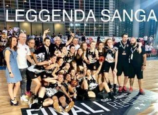 Siamo nella Storia del Basket Femminile Lombardo. QUATTRO TITOLI LOMBARDI U20 IN QUATTRO ANNI…
