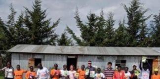 Le T-Shirt della 24 ORE DI VIA PADOVA sono giunte agli studenti di una…