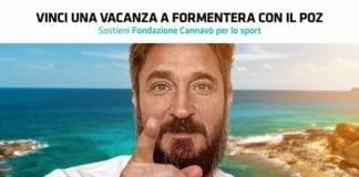 A Formentera con per una serie di Buone Ragioni :) … Fondazione Candido Cannavò…