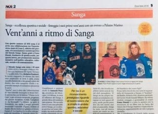 SANGA Milano updated their cover photo