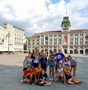 Tigri e Tigrotte in giro per Trieste